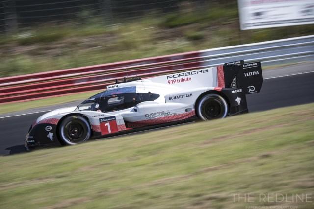 Porsche 919 Nurburgring