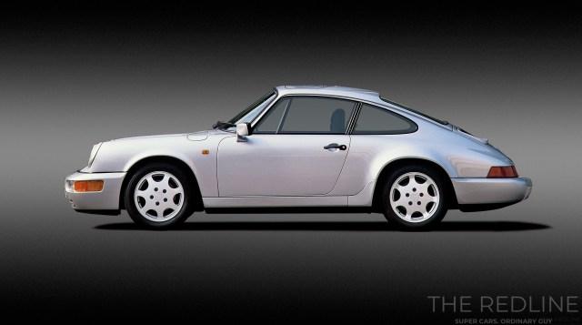 911 Carrera 4 964