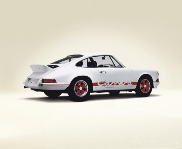 1973Porsche 911 Carrera RS 2.7