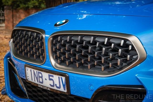 BMW Z4 M40i grille