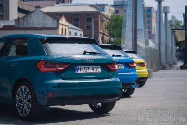 The 2020 Audi A1 Range