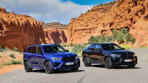 2020 BMW X5 X6 M