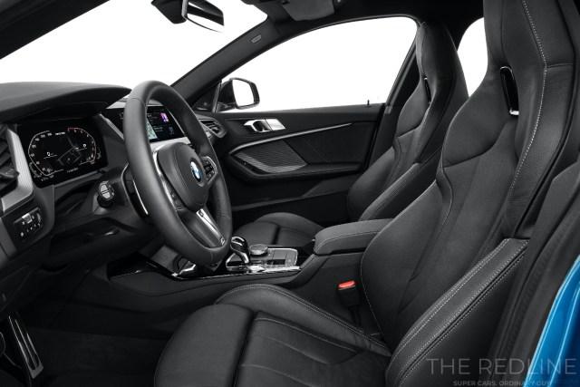 2020 BMW 2 Series Gran Coupe Interior