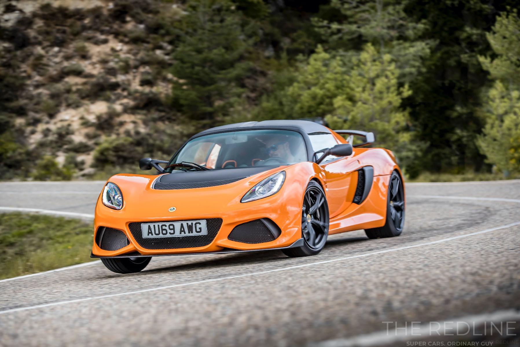 MY20.5 Lotus Exige 350