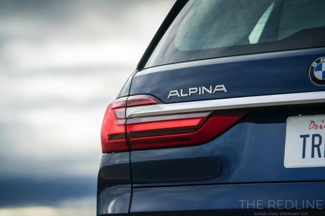 2020 Alpina XB7