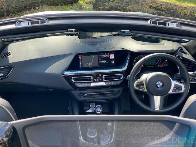 2020 BMW Z4 manual