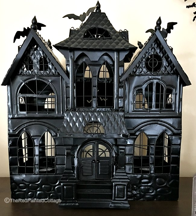 WDW Haunted Mansion for Halloween Decor