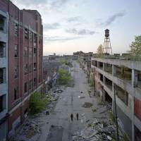 The Deindustrialization of Detroit
