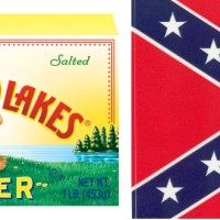 Of Flags & Butter: An Analysis of American White Supremacy Through Symbols