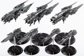 UCM ships