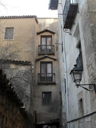 ... and corners of Cuenca...