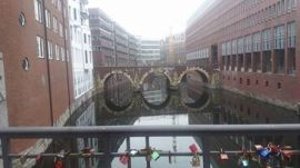 Bridges of the canals