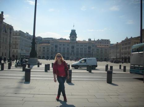 Main Square Piazza dell'Unita d'Italia