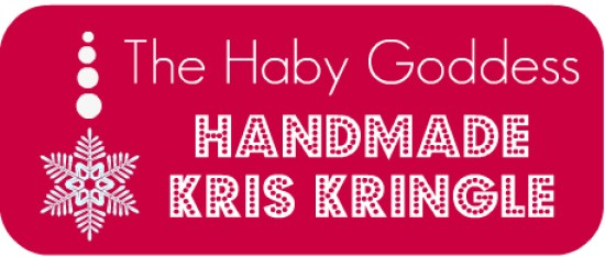 The Haby Goddess Kris Kringle 2011