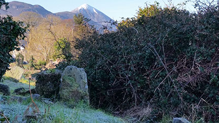 The Reek from Aughavale Graveyard