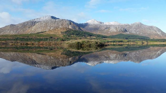Derryclare Horseshoe - Lough Inagh