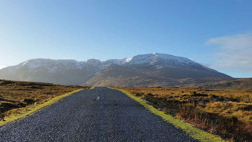 Wild Atlantic Way Mayo Hillwalking & Cycling Tours Ireland