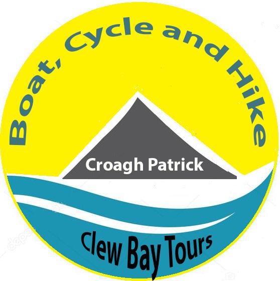 Croagh Patrick & Clew Bay Logo
