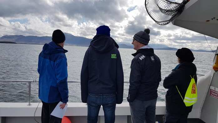 Clew Bay Tour March 29 2018