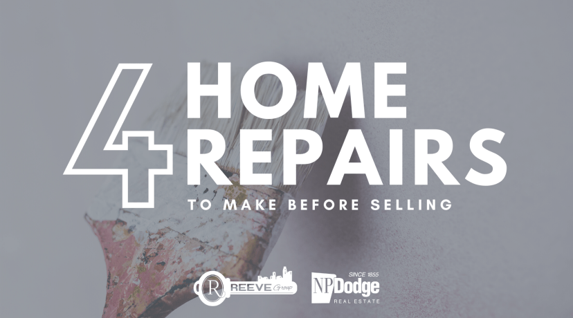 home repairs before selling increase house value
