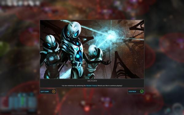 Endless Space Screenshot Wallpaper Victory 600px