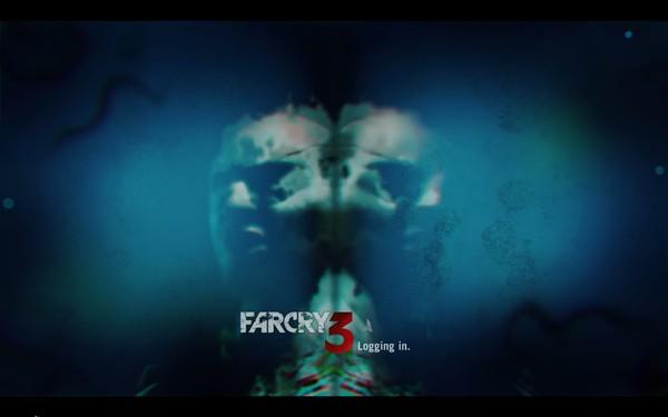 Far Cry 3 Screenshot Wallpaper Title Screen