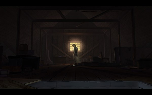 The Walking Dead Screenshot Wallpaper Kenny Faces His Demons