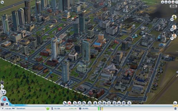 Sim City Screenshot Wallpaper Perfection Not Achieved