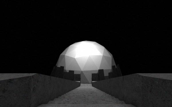 Kairo Screenshot Wallpaper Dome