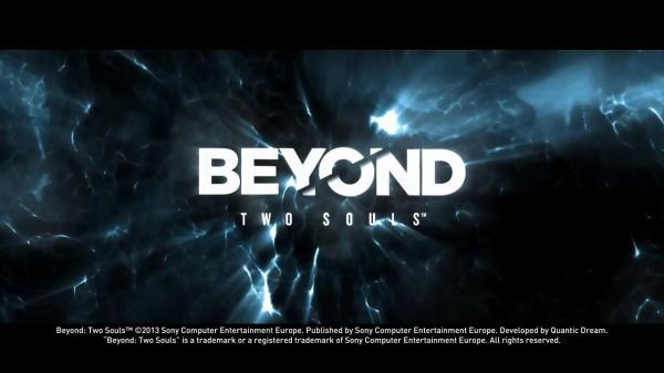 Beyond Two Souls  Review Screenshot Wallpaper Title Screen