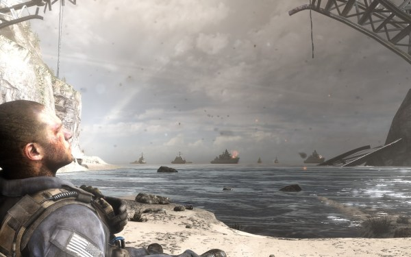 Call of Duty Ghosts Review Screenshot Wallpaper We Did It
