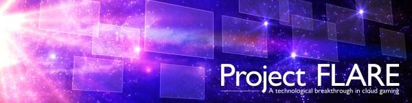 Square Enix Project Flare
