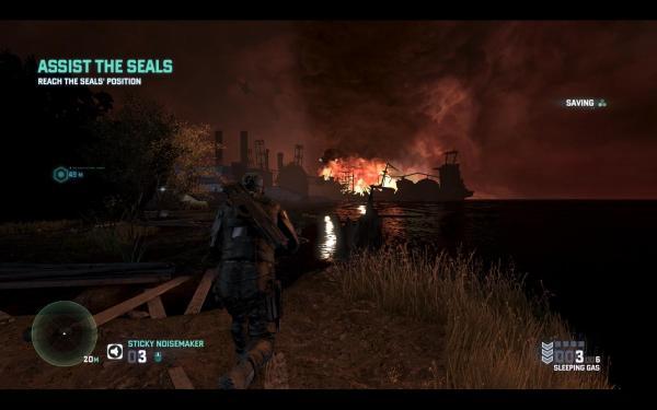 Tom Clancys Splinter Cell Blackist Review Screenshot Wallpaper American Fuel