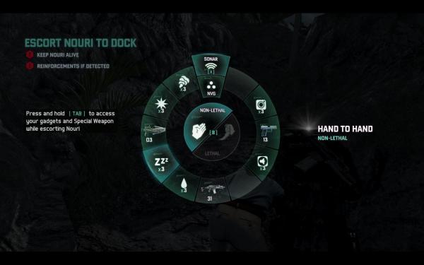 Tom Clancys Splinter Cell Blackist Review Screenshot Wallpaper Power Wheel