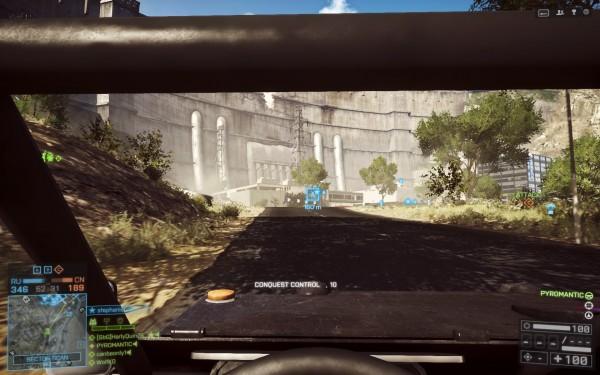 Battlefield 4 Review Screenshot Wallpaper Conquest Multiplayer