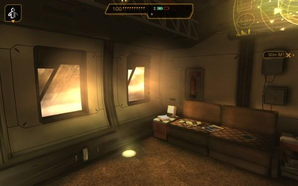 Deus Ex The Fall Review Screenshot Wallpaper Graphics