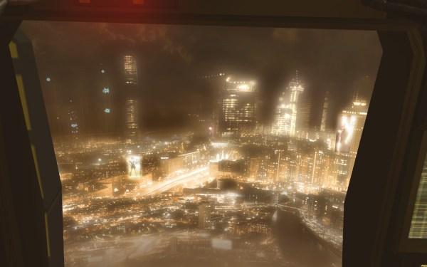 Deus Ex The Fall Review Screenshot Wallpaper The Original Fall