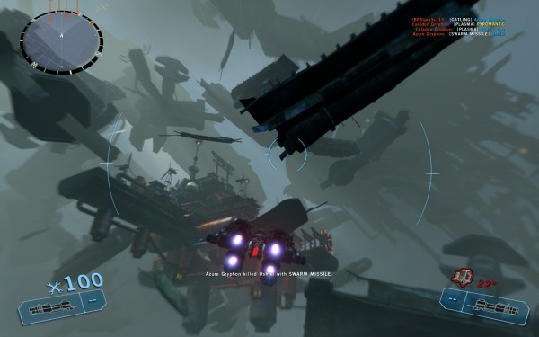 Strike Vector Review Screenshot Wallpaper Flying Into The Abyss