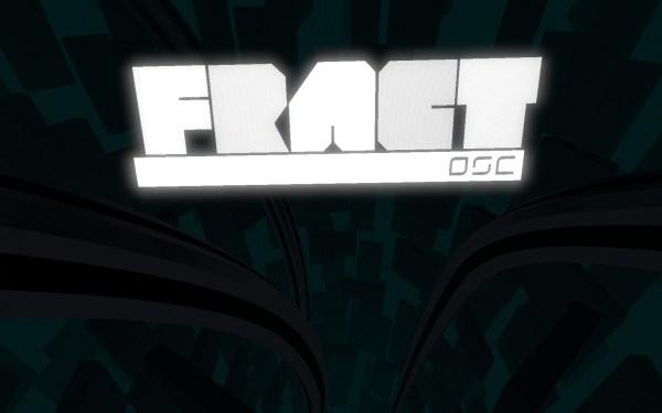 FRACT OSC Review Screenshot Wallpaper Title Screen