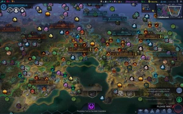 Civilization Beyond Earth Screenshot Wallpaper Shits Getting Tight