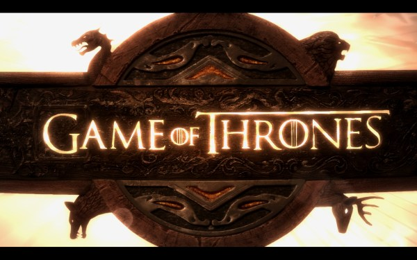Game of Thrones Review Screenshot Wallpaper Title Screen