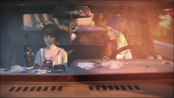 Life is Strange Review Screenshot Wallpaper Road to Nowhere