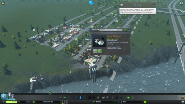 Cities Skylines Review Screenshot Wallpaper Big Old Smoker