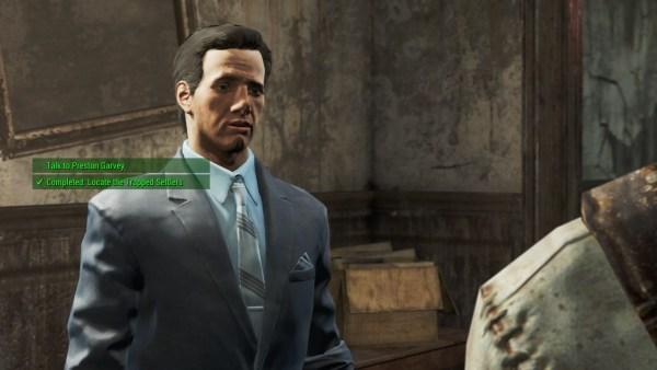 Fallout 4 Review Screenshot Wallpaper Lookin Sharp
