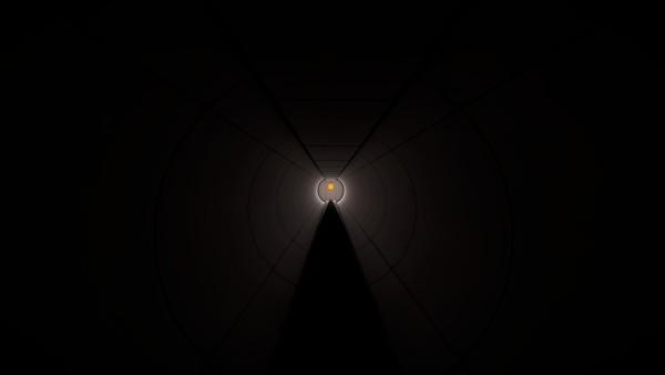 The Witness Review Screenshot Wallpaper Opening Screen