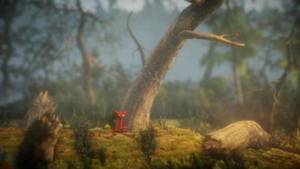 Unravel Review Screenshot Wallpaper Into the Garden