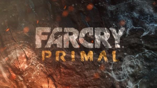 Far Cry Primal Review Screenshot Wallpaper Title Screen