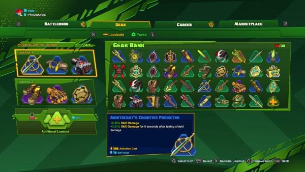 Battleborn Review Screenshot Wallpaper Loot