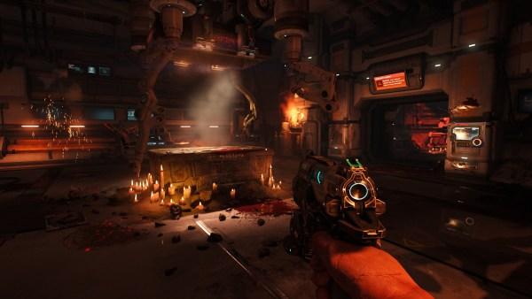 Doom Review Screenshot Wallpaper Resurrection