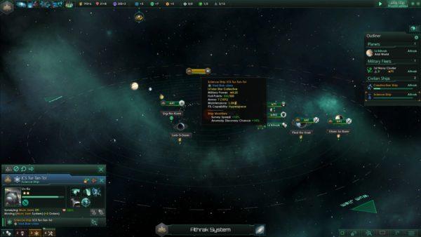 Stellaris Review Screenshot Wallpaper Humble Beginnings